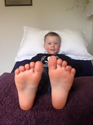 Reflexology. jacks feet